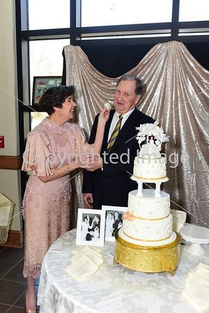 Barbara & Ken Young 50th Wedding Anniversary 2-4-17