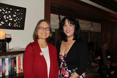 Westridge Board Hosts Fall Reception