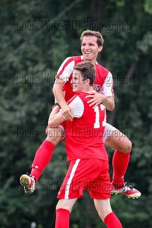 CUA Men's Soccer 2014