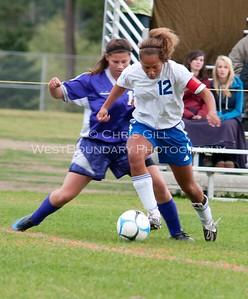 OHS Vikings vs Friday Harbor HS Girls Varsity Soccer