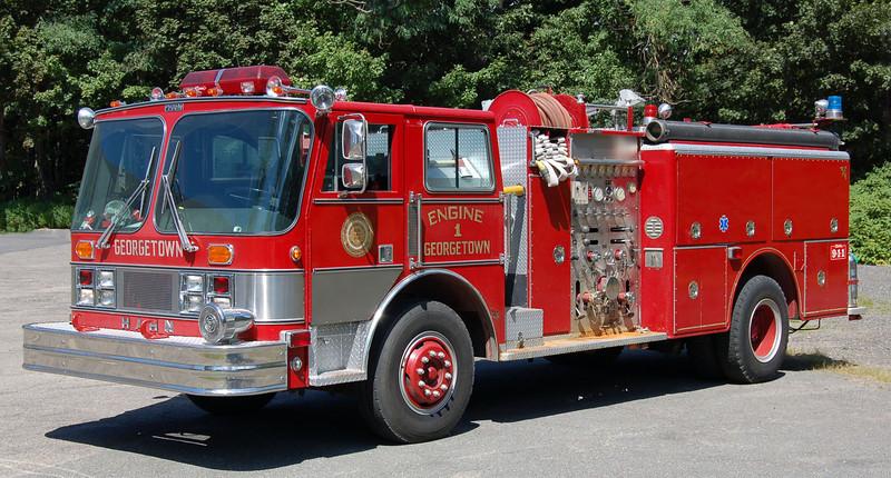 Retrired Engine 1.  1984 Hahn.  1250 / 750