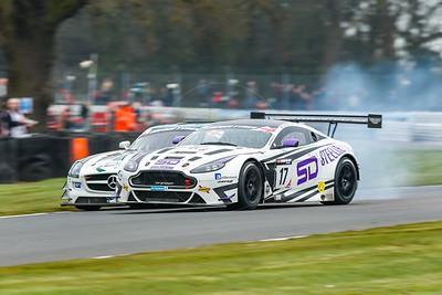 2015 Avon Tyres British GT Championship - Oulton Park