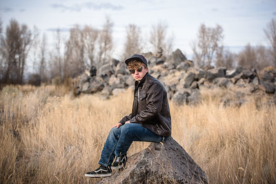 Ethan Baron - Senior