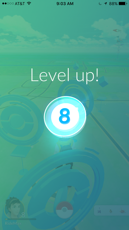 Level up your position in Pokémon GO faster at Walt Disney World