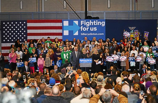 Presidential campaign comes to Capital Region