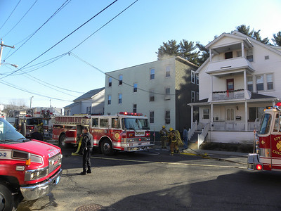 Chicopee, MA 2nd Alarm 17 Asinov Ave. 12/16/10