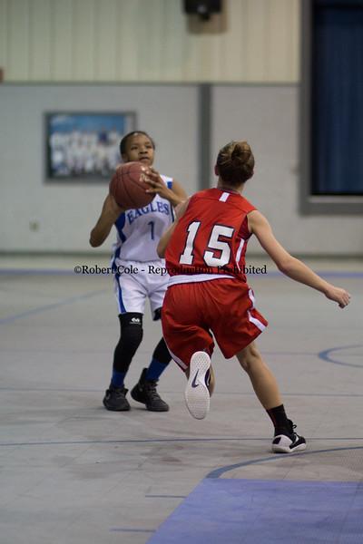 2015-16 Newberry Academy MS Girls Basketabll