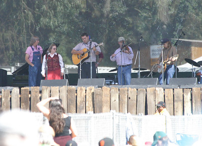 SF Hardly Strictly Bluegrass Festival, Oct. 5, 2007