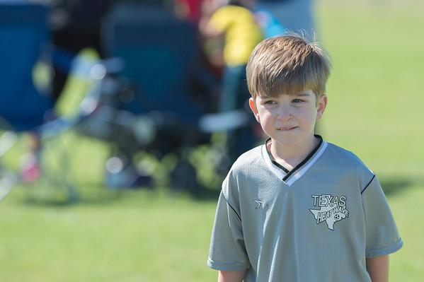 Mason's Soccer Game 10042014