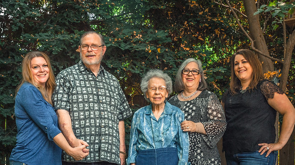 Chadbourne Family 2017