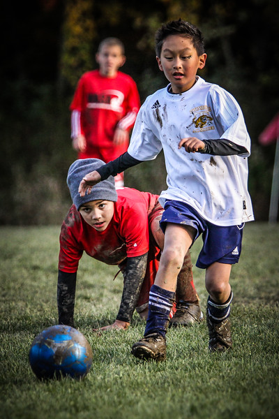 Columbus Day Challenge (NC Soccer) (2012)