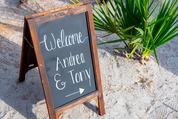 Andrea & Tony 5 Year Renewal