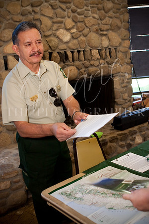 Girl Scouts SURVIVOR SERIES with Los Padres National Forest Staff