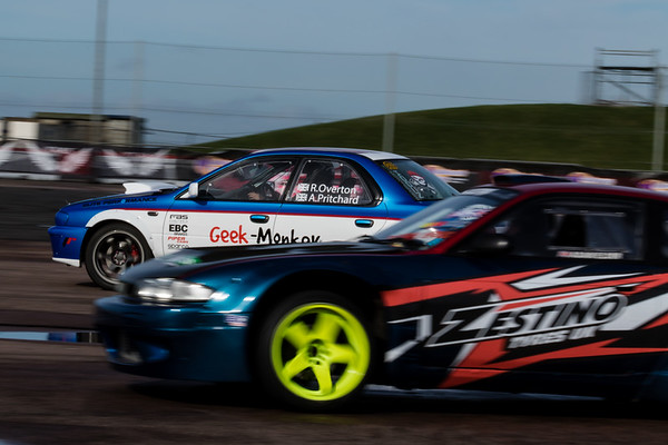 Fueltopia Barrel Sprint 2017 Round 1