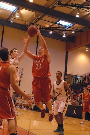Hinsdale Central vs. Stevenson, boys basketball