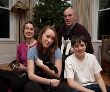 Family Picture, Dec. 2009