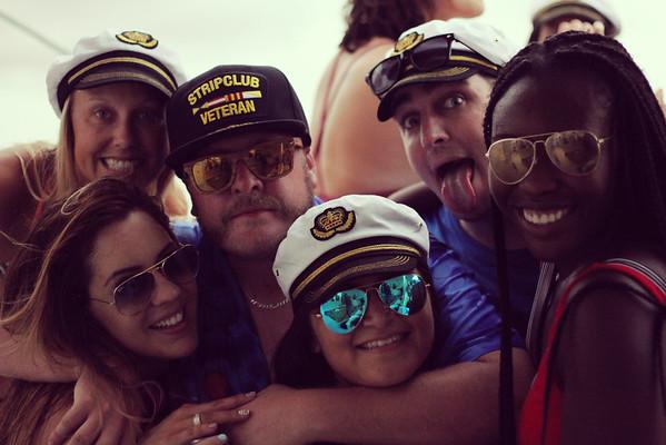 CP+B Summer Party Boatgusky 2016 - MIA