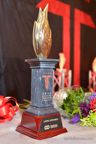 Titan Awards Banquet - Sandy Area Chamber of Commerce