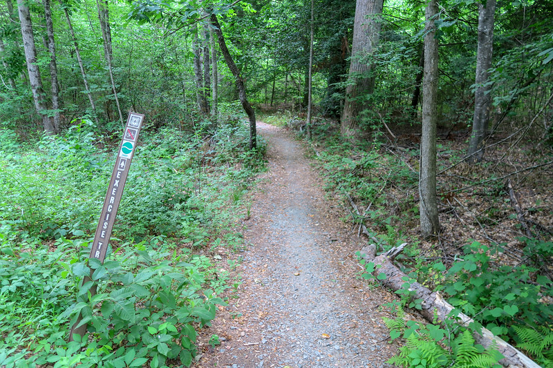 Exercise Trail -- 2,150'