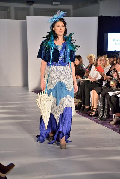 bliss Studio Textiles @ LFW SS 2015