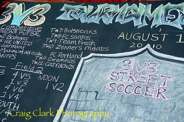 3v3 Soccer Tournament 2010