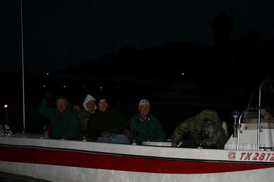 Fishing Lake Texoma 10-10-09