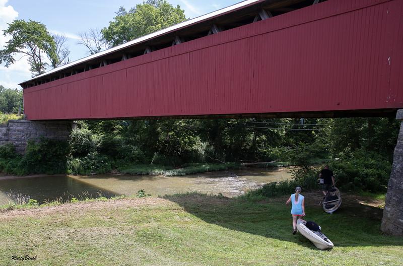 Scipo Covered Bridge
