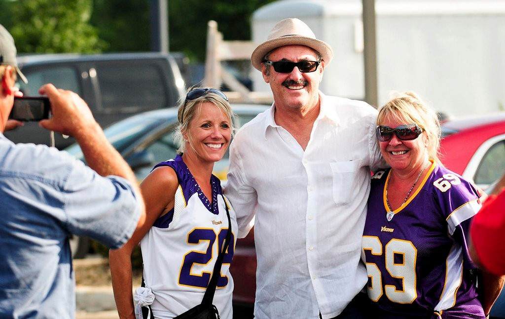 """. <p>2. ZYGI WILF <p>When you find out how much money he REALLY has, you�re not going to be able to stop throwing up. (unranked) <p><b><a href=\'http://www.twincities.com/politics/ci_24689517/vikings-owner-zygi-wilf-denied-appeal-wealth-disclosure\' target=\""""_blank\""""> HUH?</a></b> <p>    (Pioneer Press: Ben Garvin)"""