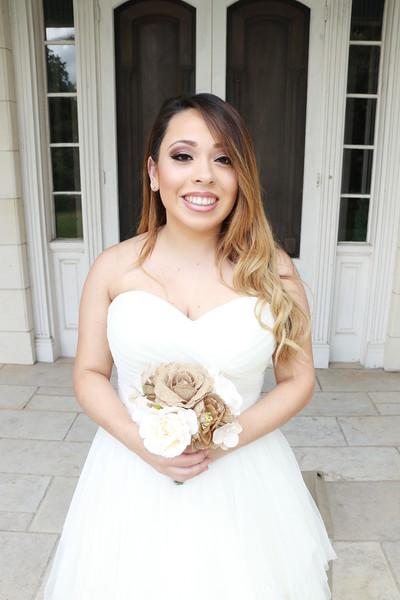 Stephanie & Andrew Wedding ceremony and reception