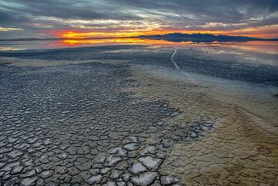 Antelope Island scenics