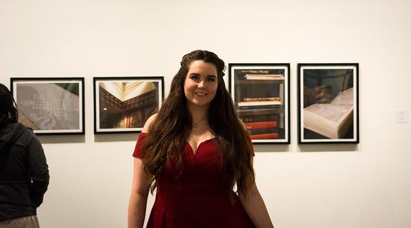 CSU Senior Art Exhibit