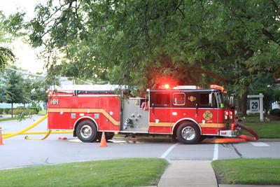 Geneva Box Alarm Fire 6-29-2010