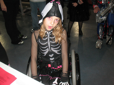 2009 Halloween Party Unique Sports Academy