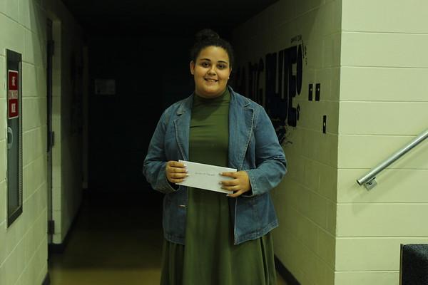 2018 WMHS Scholarship Assembly