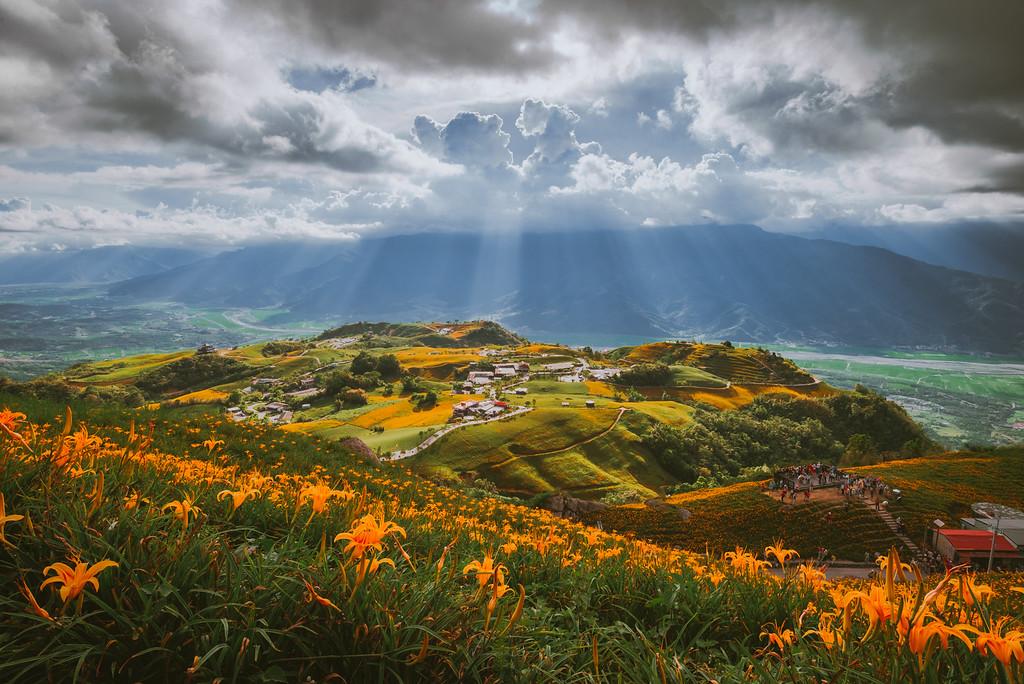 花蓮六十石山 by 旅行攝影師張威廉 Wilhelm Chang