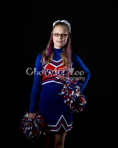 2017-18 Jr High Cheer