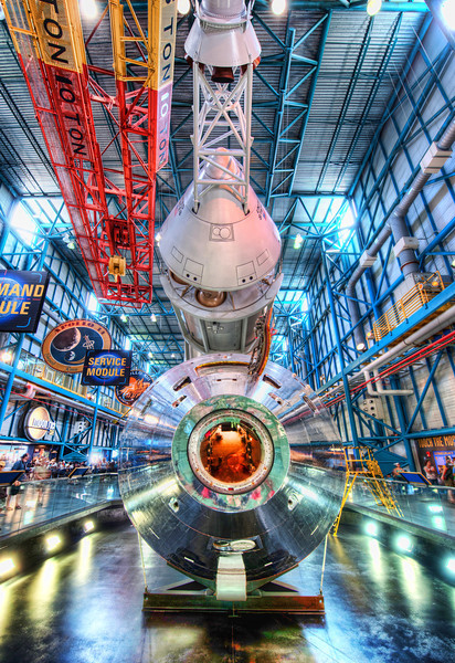 The Mighty Rocket Rests