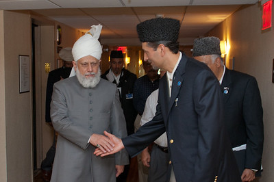 Khalifa of Islam USA Tour 2012