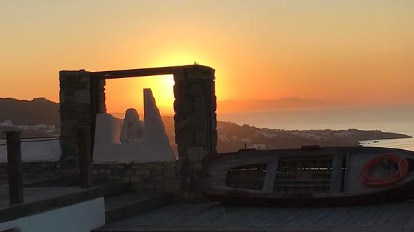 Greece: Mykonos and Delos (September 16-19, 2019)