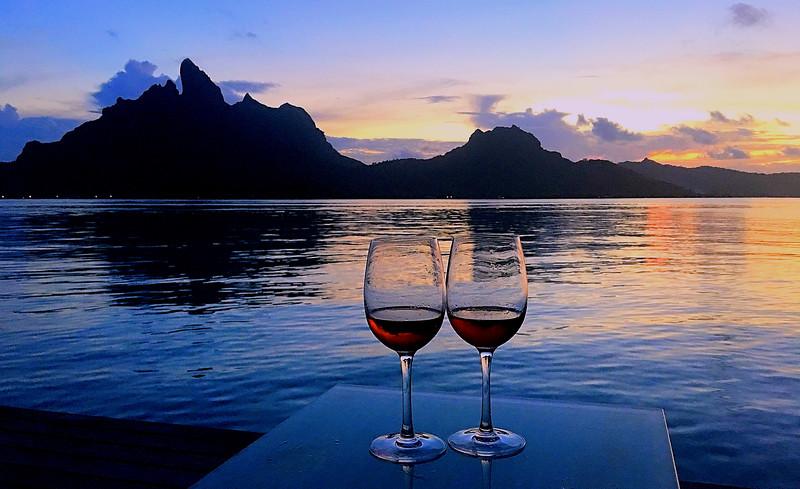 Perfection! - St. Regis Resort - Bora Bora