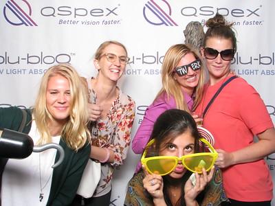 10.15.2015: QSpex blu-bloQ Launch Party