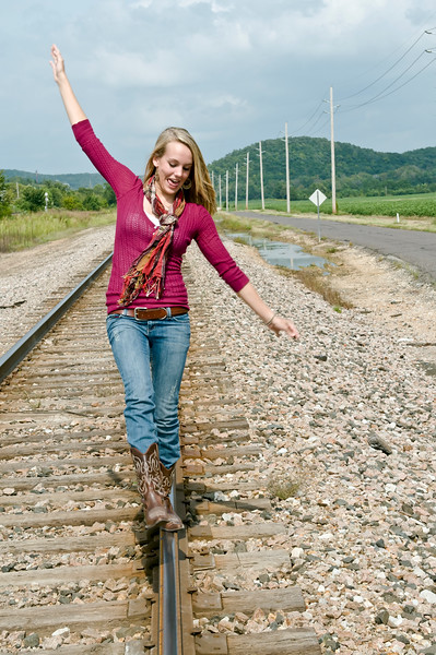 017 Shanna McCoy Senior Shoot - Train Tracks.jpg