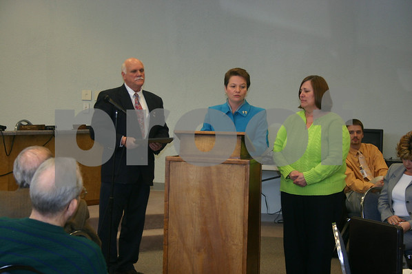 Kiwanis Honors Teachers of the Year - March 2006