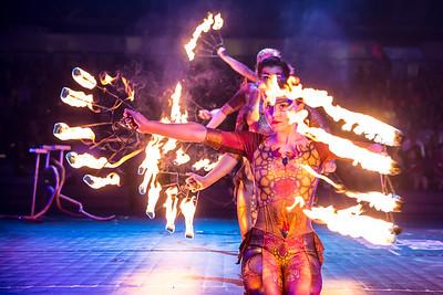 """Neverland"" at Circus Juventas 2014. Photo: Dan Norman"