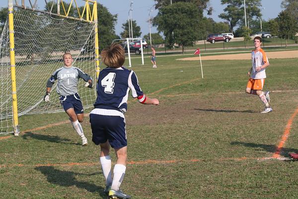 Parker Soccer 2007
