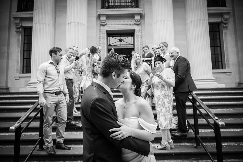 Bianca & James Wedding day, Old Marlybone Town Hall. London 06-07-2019 Photos by Sophie Ward Photography