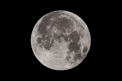 2010's Largest and Brightest Moon!!!