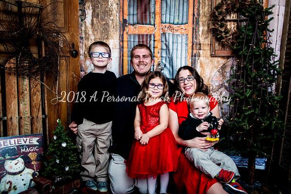 Anna David and kids 2018