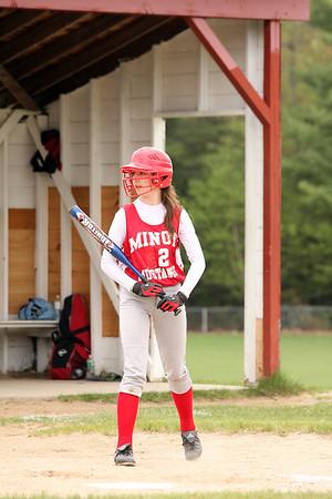 Softball: Middle School 5.15.08