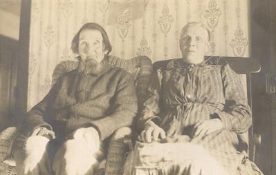 Pownell - John Arnold Eliza Ann Kessler